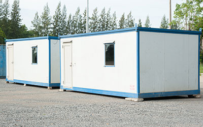 Portable Offices For Jobsites